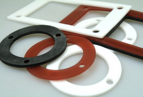 Silicone-Rubber-Cut-Gaskets-Exactsilicone