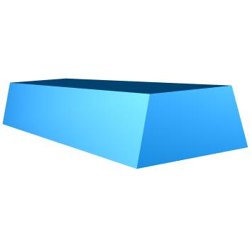 Trapezoid-Seal