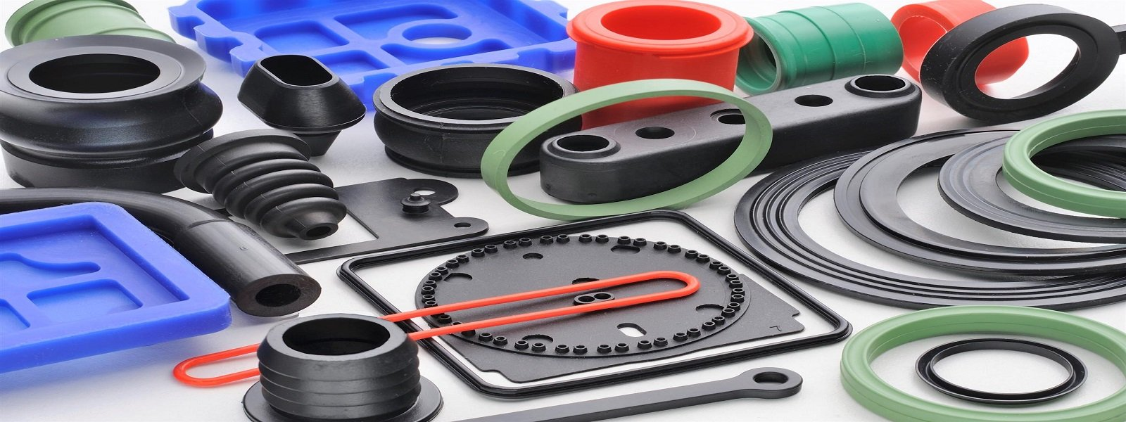 Custom Manufactured Silicone Rubber Products