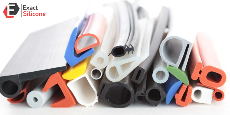 Extruded Silicone Rubber Profiles