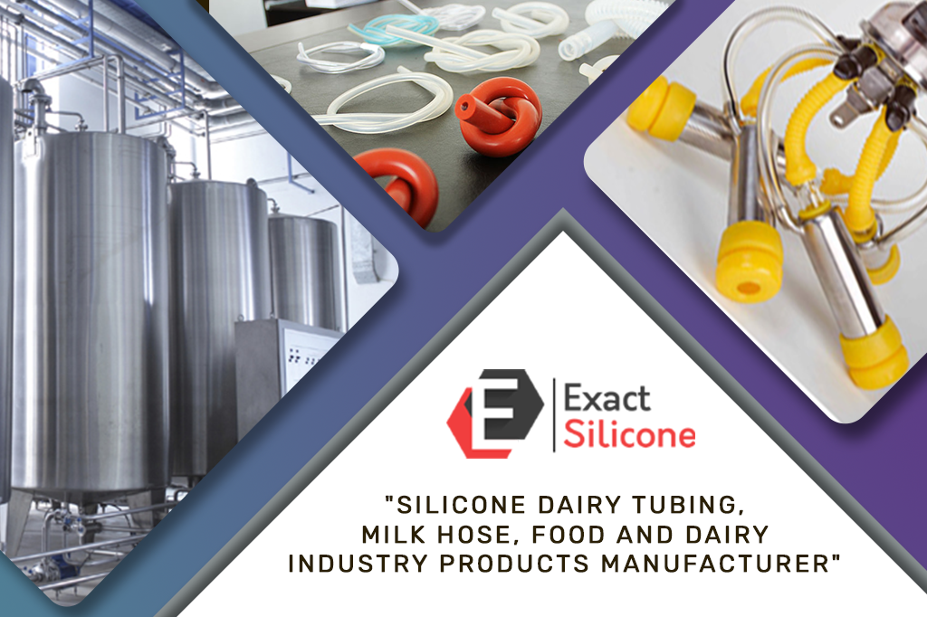 Silicone Products Manufacturer for Food and Dairy Industry