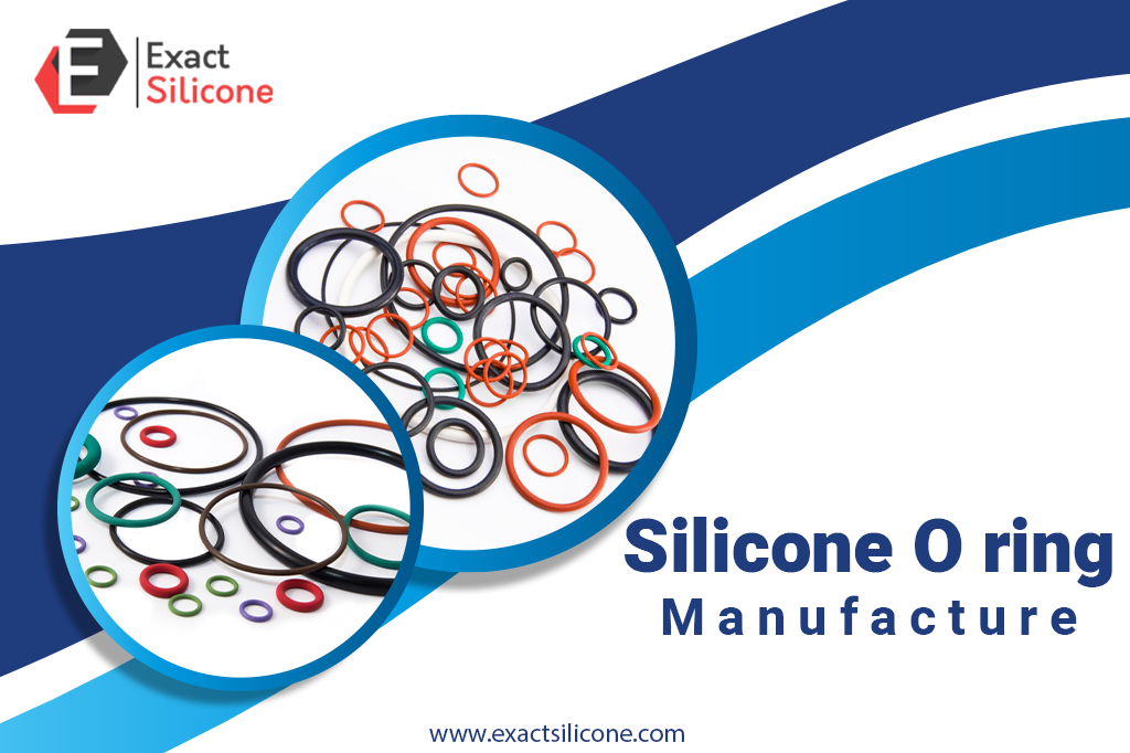 Silicone O Rings Products Manufactures