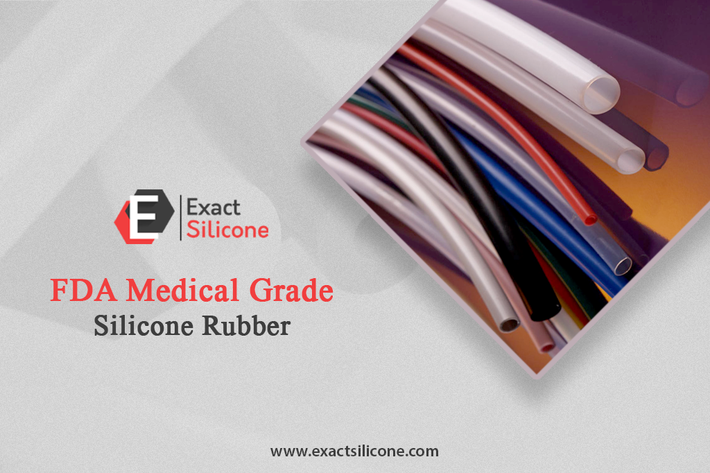 FDA Medical Grade Silicone Rubber Product